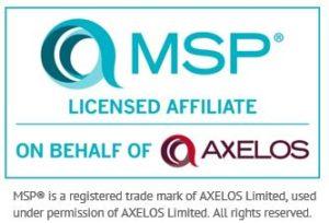 MSP Licensed Affiliate Logo HolteAcademy med tekst