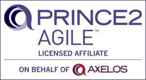 PRINCE2 Agile Licensed Affiliate Logo