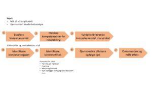 Kompetanseutvikling trinn for trinn