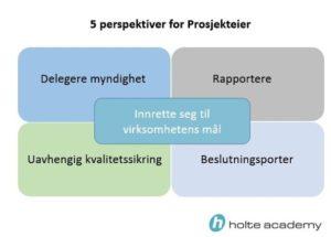 5 perspektiver for prosjekteier
