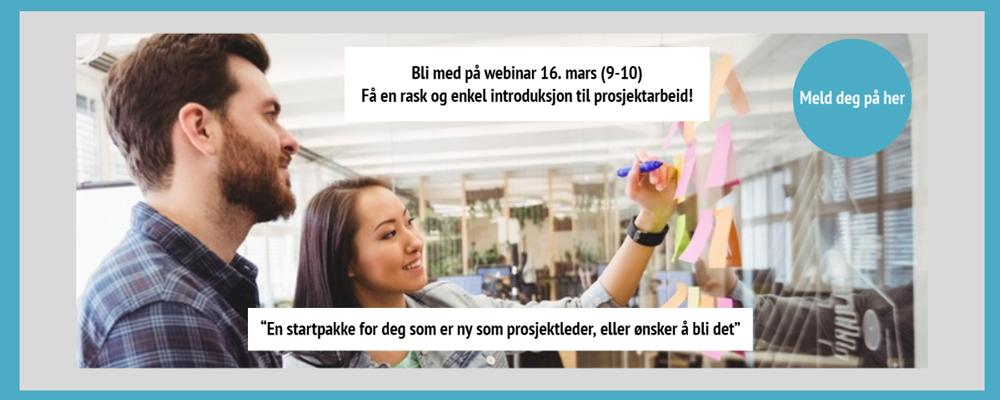 annonse for webinar