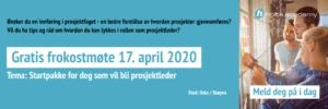 Banner Frokostmøte 17. april